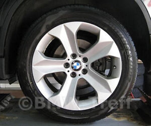 Snow Tires / Wheels for a 2014 BMW X5 X6