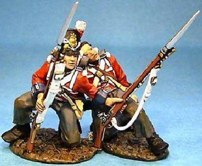 John Jenkins Designs Soldier JR-14 Jacobite Rebellion Officer Wounded Highlander