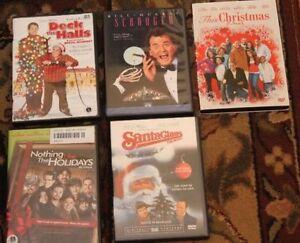 Films dvd comédie rare de Noel a vendre