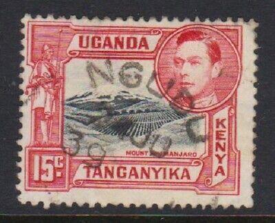 KENYA, UGANDA & TANGANYIKA POSTMARK - NGUDU (Uncommon)