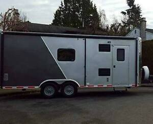 2014 Continental Cargo Toy hauler with living quarters