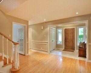 Freehold spacious detached house wth fin bsmnt.Indian/Lorne park