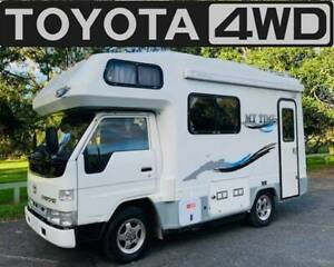 """No more RENT. """"DREAM TINY HOME"""" on Toyota 4x4 Diesel = """"MY TIME"""""""