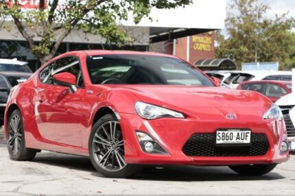 2012 Toyota 86 Zn6 Gts Fuji Red 6 Speed Manual Coupe Cars Vans