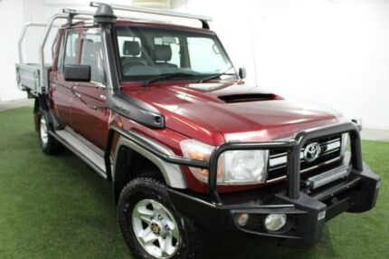 Toyota land cruiser hzj79r radio manual array 2016 toyota landcruiser vdj79r gxl double cab maroon 5 speed manual rh gumtree com fandeluxe Gallery