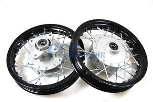 10-FRONT-AND-REAR-RIM-WHEEL-DRUM-BRAKE-XR50-CRF50-STOCK-BIKE-12mm-V-RM01K-02K