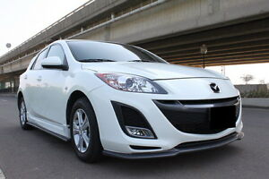 MAZDA 3  HATCH COMPLETE BODY KIT 2010-2014 NEW RRP $990