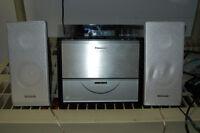 Panasonic CD Stereo System SA-EN7