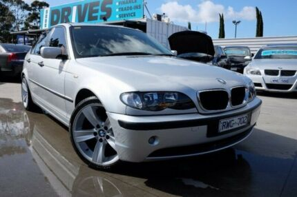 2002 BMW 318I E46 MY2002 Executive Steptronic Silver 5 Speed Sports Automatic Sedan Dandenong Greater Dandenong Preview