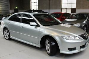2003 Mazda 6 GG1031 Luxury Sports Silver Sports Automatic Hatchback Knoxfield Knox Area Preview