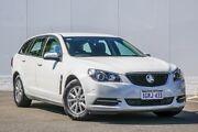 2015 Holden Commodore VF II MY16 Evoke Sportwagon White 6 Speed Sports Automatic Wagon Maddington Gosnells Area Preview