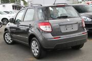 2013 Suzuki SX4 GYA MY13 Crossover Navigator Grey 6 Speed Manual Hatchback Nundah Brisbane North East Preview