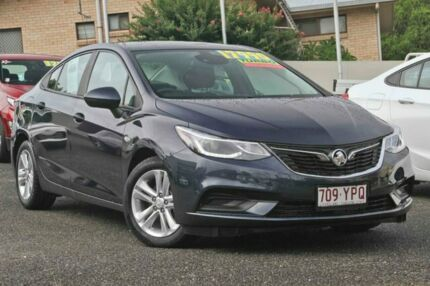 2017 Holden Astra BL MY17 LS+ Blue 6 Speed Sports Automatic Sedan Gympie Gympie Area Preview