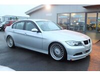 ALPINA D3 BMW D3 2.0 197 BHP - 360 SPIN ON WEBSITE (silver) 2008