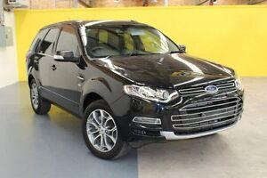 2014 Ford Territory SZ Titanium Seq Sport Shift AWD Black 6 Speed Sports Automatic Wagon Cardiff Lake Macquarie Area Preview