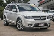 2014 Dodge Journey JC MY15 R/T White 6 Speed Automatic Wagon Noosaville Noosa Area Preview