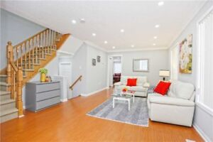 Glorious 4+1 Bdrm Very Well Kept, Semi-Detached House