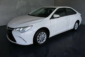 2015 Toyota Camry ASV50R Altise White 6 Speed Sports Automatic Sedan Parramatta Park Cairns City Preview