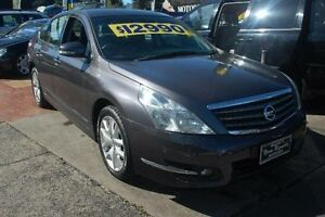 2009 Nissan Maxima J32 250 ST-L Grey Continuous Variable Sedan Upper Ferntree Gully Knox Area Preview