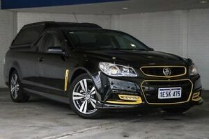 2015 Holden Ute VF MY15 SV6 Ute Black 6 Speed Sports Automatic Utility Bellevue Swan Area Preview