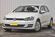 2015 Volkswagen Golf VII MY15 90TSI DSG White 7 Speed Sports Automatic Dual Clutch Hatchback Hendra Brisbane North East Preview