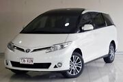 2017 Toyota Tarago GSR50R Ultima White 6 Speed Sports Automatic Wagon Southport Gold Coast City Preview