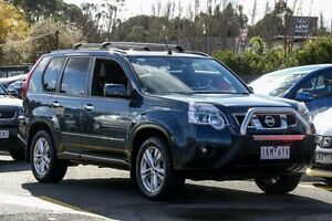2011 Nissan X-Trail T31 Series IV ST-L Blue 1 Speed Constant Variable Wagon Ringwood East Maroondah Area Preview