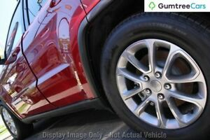 2013 Jeep Grand Cherokee WK MY2014 Laredo Maroon 8 Speed Sports Automatic Wagon