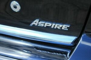 2008 Mitsubishi Lancer CJ MY09 Aspire Black 6 Speed Constant Variable Sedan Berwick Casey Area Preview