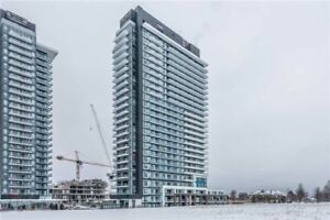 2Beds, 2 Baths, 2 Parkings And 2 Years New Condo