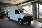 2013 Volkswagen Transporter T5 MY13 TDI 400 LWB High White 6 Speed Manual Van Thornleigh Hornsby Area Preview