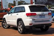 2014 Jeep Grand Cherokee WK MY2014 Limited Bright White 8 Speed Sports Automatic Wagon Wangara Wanneroo Area Preview