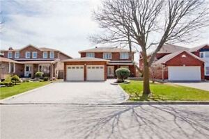 Beautiful Detached House W/New Stunning Open Concept Kitchen