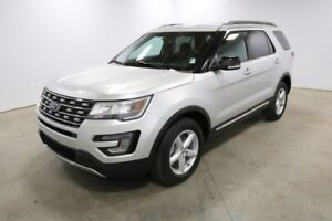 2017 Ford Explorer 4WD XLT Navigation,  Heated Seats,  3rd Row,