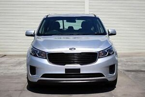 2015 Kia Carnival YP MY15 S Silver 6 Speed Sports Automatic Wagon Seaford Frankston Area Preview
