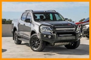 2016 Holden Colorado RG MY17 Z71 Pickup Crew Cab Grey 6 Speed Sports Automatic Utility Mount Gravatt Brisbane South East Preview