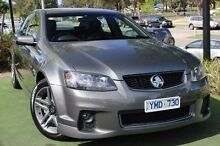 2011 Holden Commodore VE II MY12 SV6 Grey 6 Speed Sports Automatic Sedan Berwick Casey Area Preview