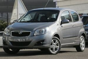 2009 Holden Barina TK MY09 Grey 5 Speed Manual Hatchback Brookvale Manly Area Preview