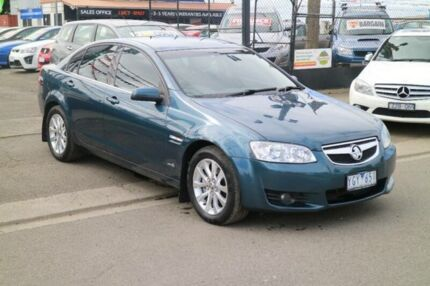 2011 Holden Berlina VE II Blue 6 Speed Automatic Sedan Brooklyn Brimbank Area Preview