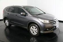 2014 Honda CR-V RM MY15 VTi 4WD Grey 5 Speed Sports Automatic Wagon Victoria Park Victoria Park Area Preview