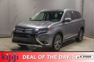 2018 Mitsubishi Outlander ES AWD 360 MULTIVIEW CAMERA, HEATED LE
