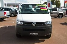 2015 Volkswagen Transporter T5 MY15 TDI340 SWB DSG White 7 Speed Sports Automatic Dual Clutch Van Cannington Canning Area Preview
