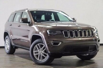 2017 Jeep Grand Cherokee WK MY17 Laredo Brown 8 Speed Sports Automatic Wagon