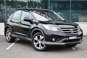 2014 Honda CR-V RM MY15 VTi Plus Black 5 Speed Automatic Wagon Cardiff Lake Macquarie Area Preview