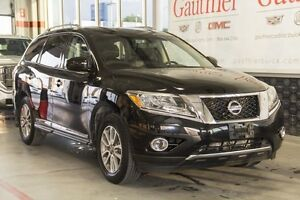 2014 Nissan Pathfinder SL AWD, Leather, 7Pass.