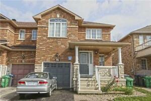 Absolutely Gorgeous End Unit Townhouse Just Like Semi Detached