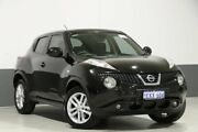 2013 Nissan Juke F15 ST-S (FWD) Black 6 Speed Manual Wagon Bentley Canning Area Preview