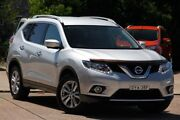 2015 Nissan X-Trail T32 ST-L X-tronic 2WD Silver 7 Speed Constant Variable Wagon Gateshead Lake Macquarie Area Preview