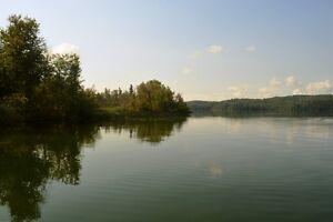 LAKEFRONT & LAKEVIEW LOTS - BAY VIEW ESTATES, MORIN LAKE