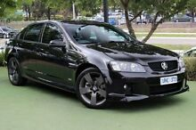 2006 Holden Commodore VE SS V Black 6 Speed Sports Automatic Sedan Berwick Casey Area Preview
